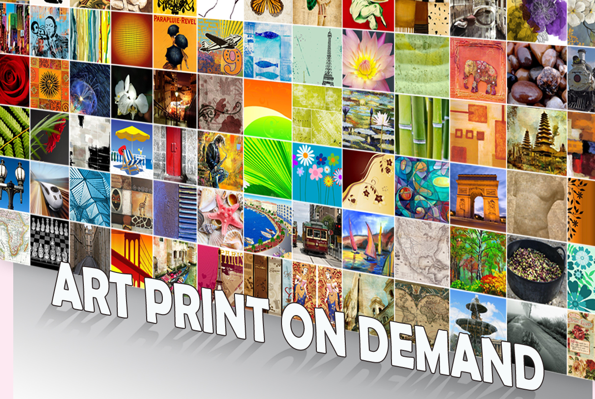 Art Print on Demand